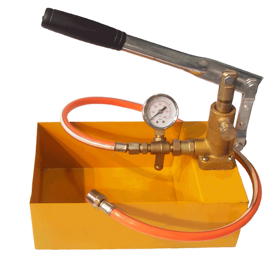 IB-MP 1 - Pompa kontrolna prób ciśnieniowych