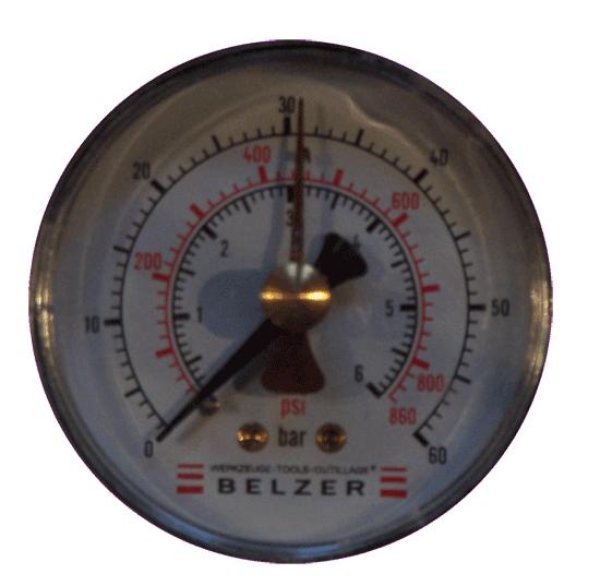 IB-MP 2 - Pompa kontrolna prób ciśnieniowych
