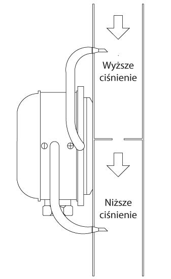 IB-PS 01 - Presostat różnicy cisnień